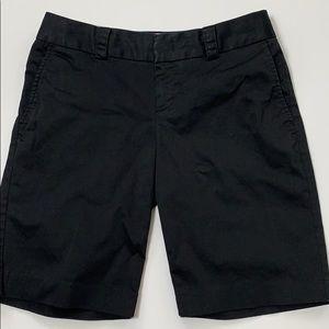 Banana Republic Flat Front Bermuda Shorts Size 2